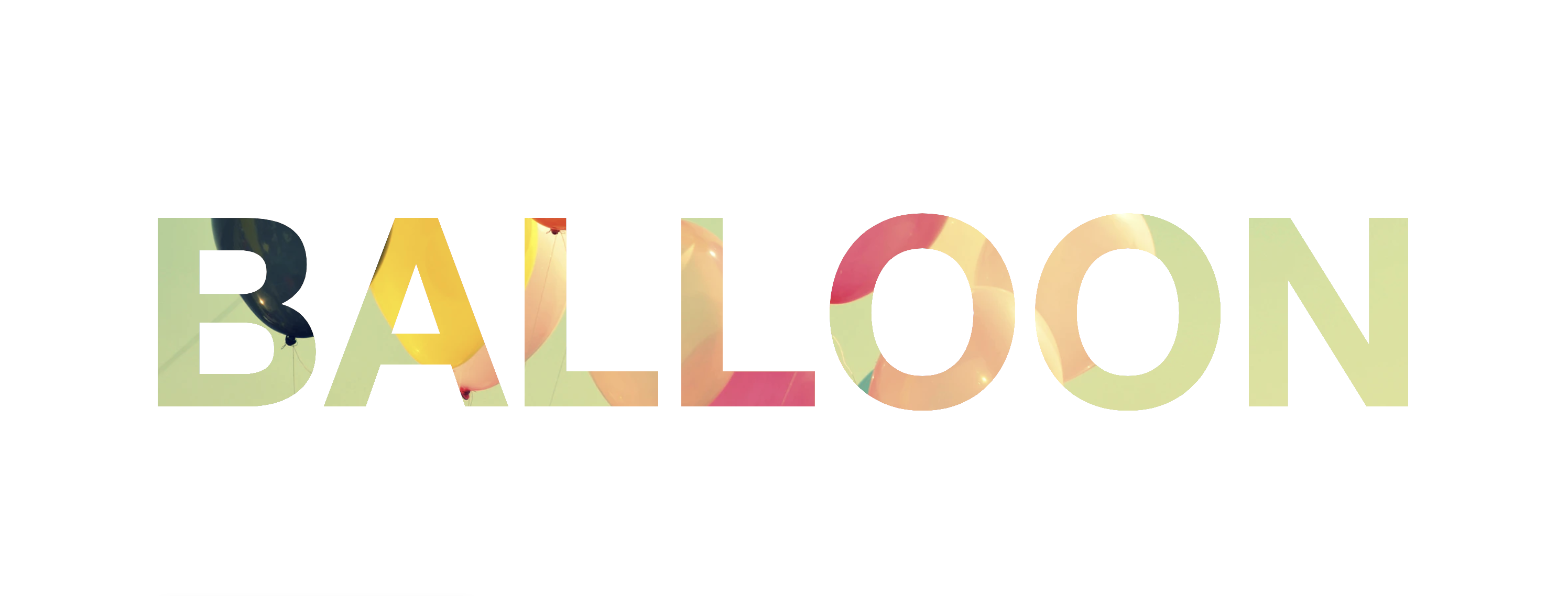 CSS text cut out