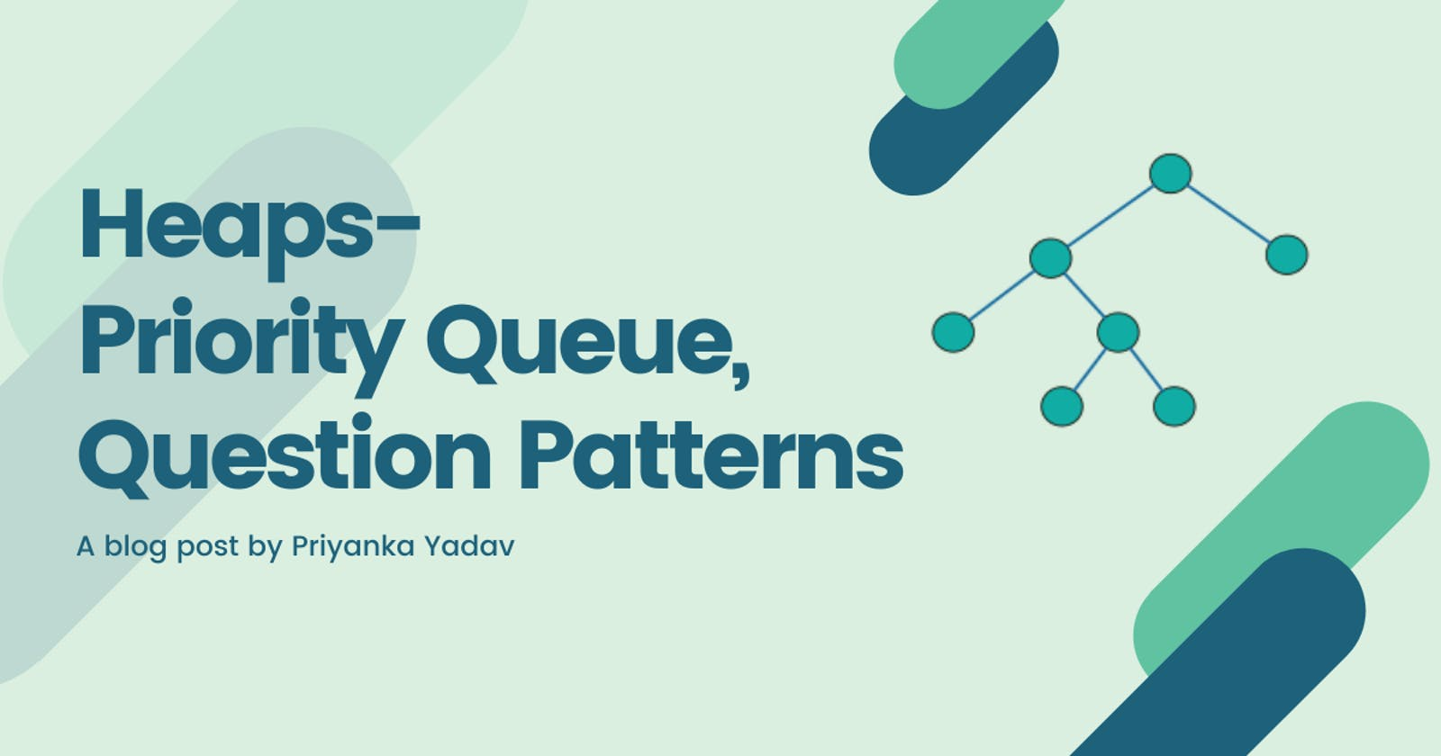 Heap - Priority Queue Implementation, Question Patterns