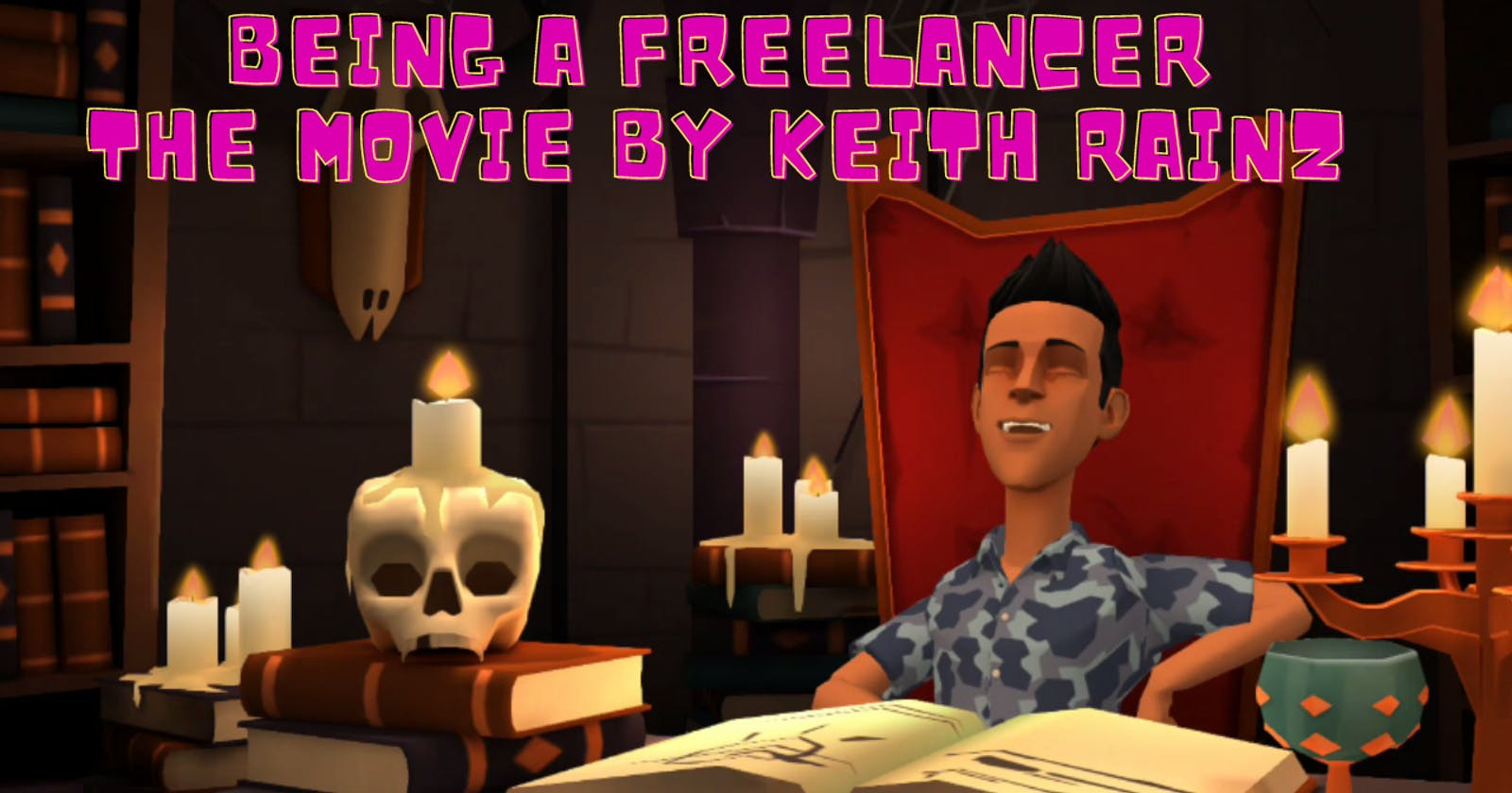My experience with being a freelancer