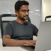 Arunvel Sriram's photo