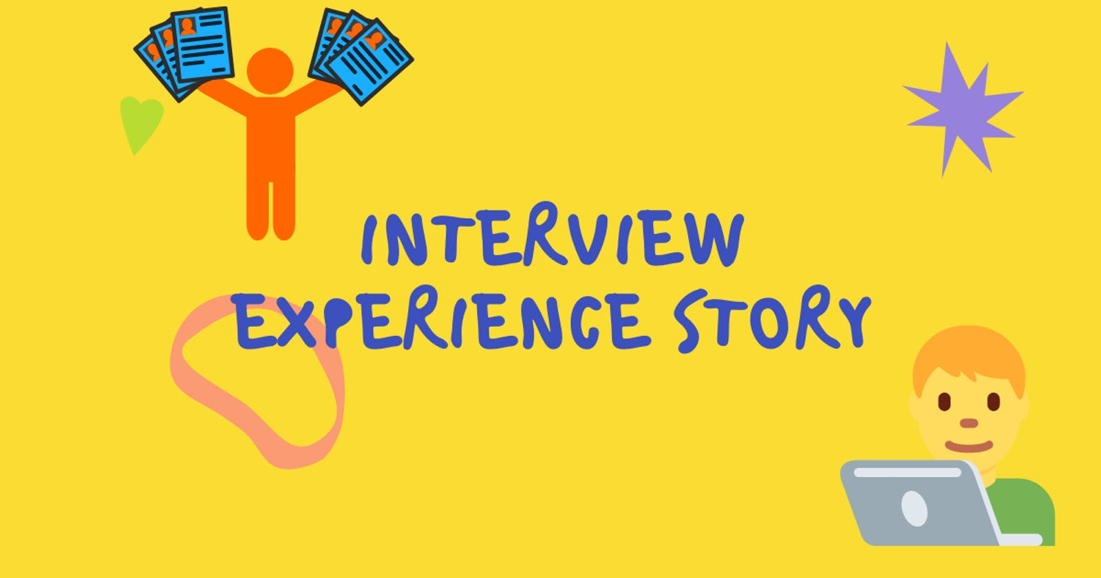 Experience about applying and attending interviews in last six months