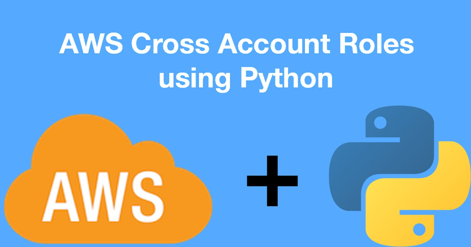 AWS Cross-Account role access using Python