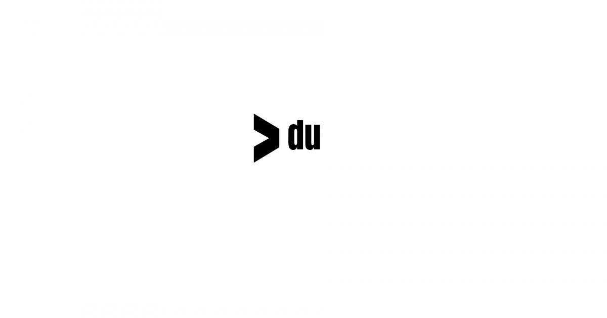 Linux Commands: du