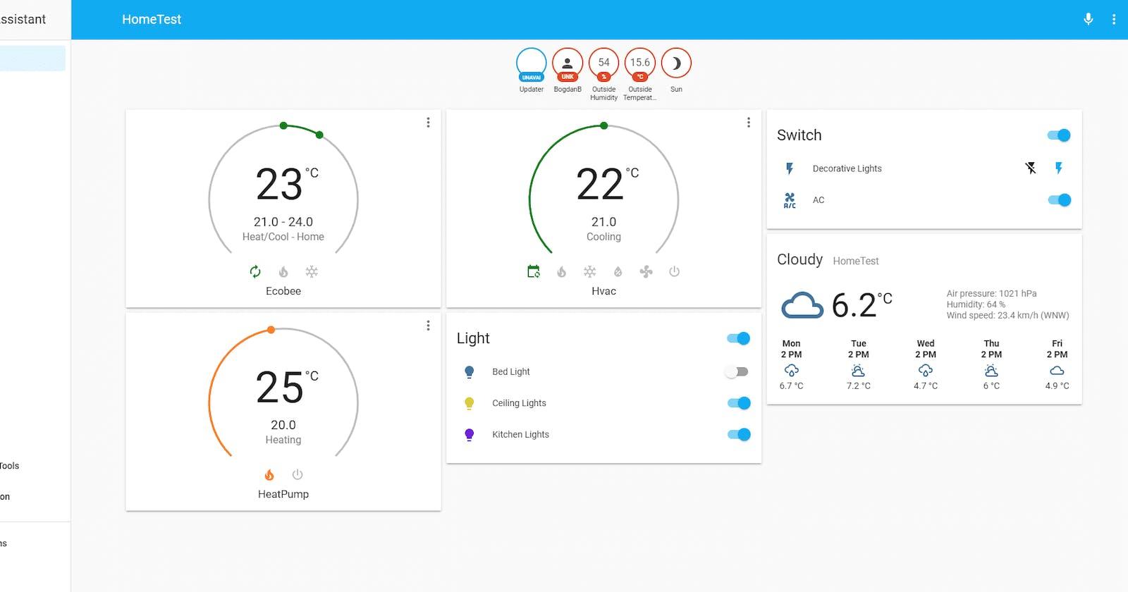 Installing Home Assistant using Docker for Windows