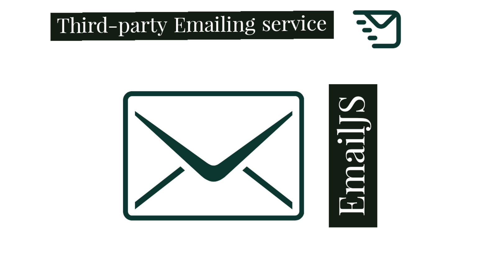 Send Email from frontend using Vanilla JavaScript