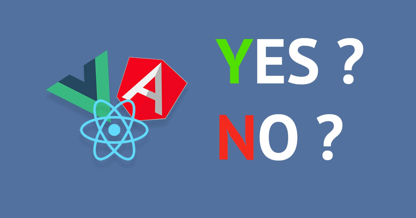 JavaScript or Frameworks ?