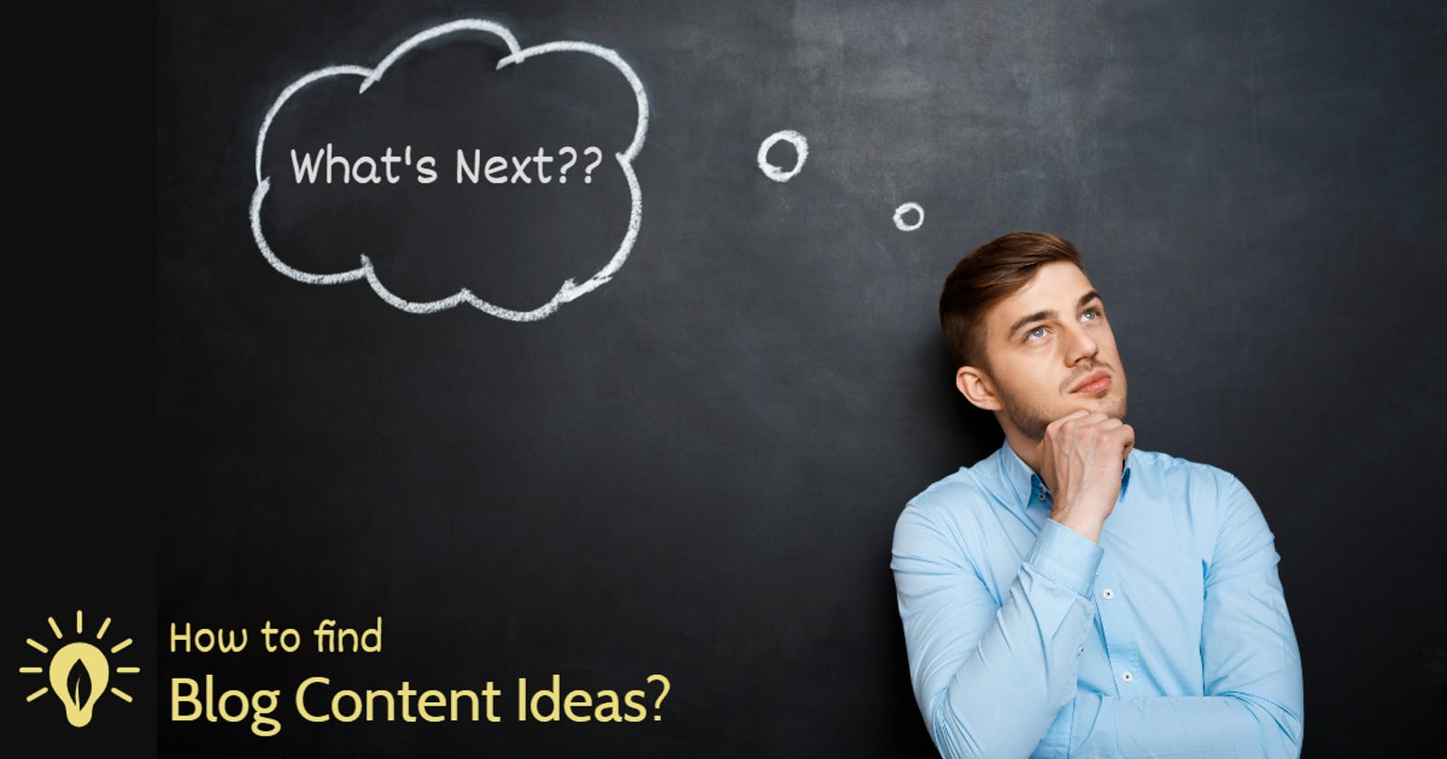 How to find blog content ideas effortlessly?