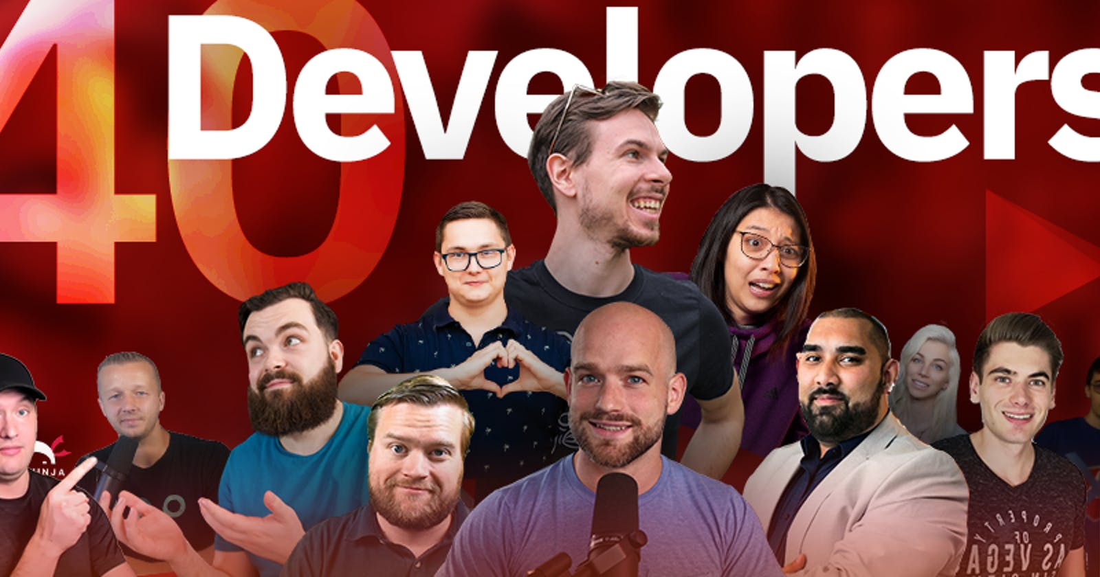 40 Amazing Developers You Should Follow On Youtube