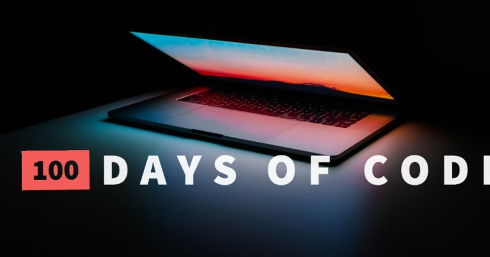 Why I stopped the 100 days of code challenge