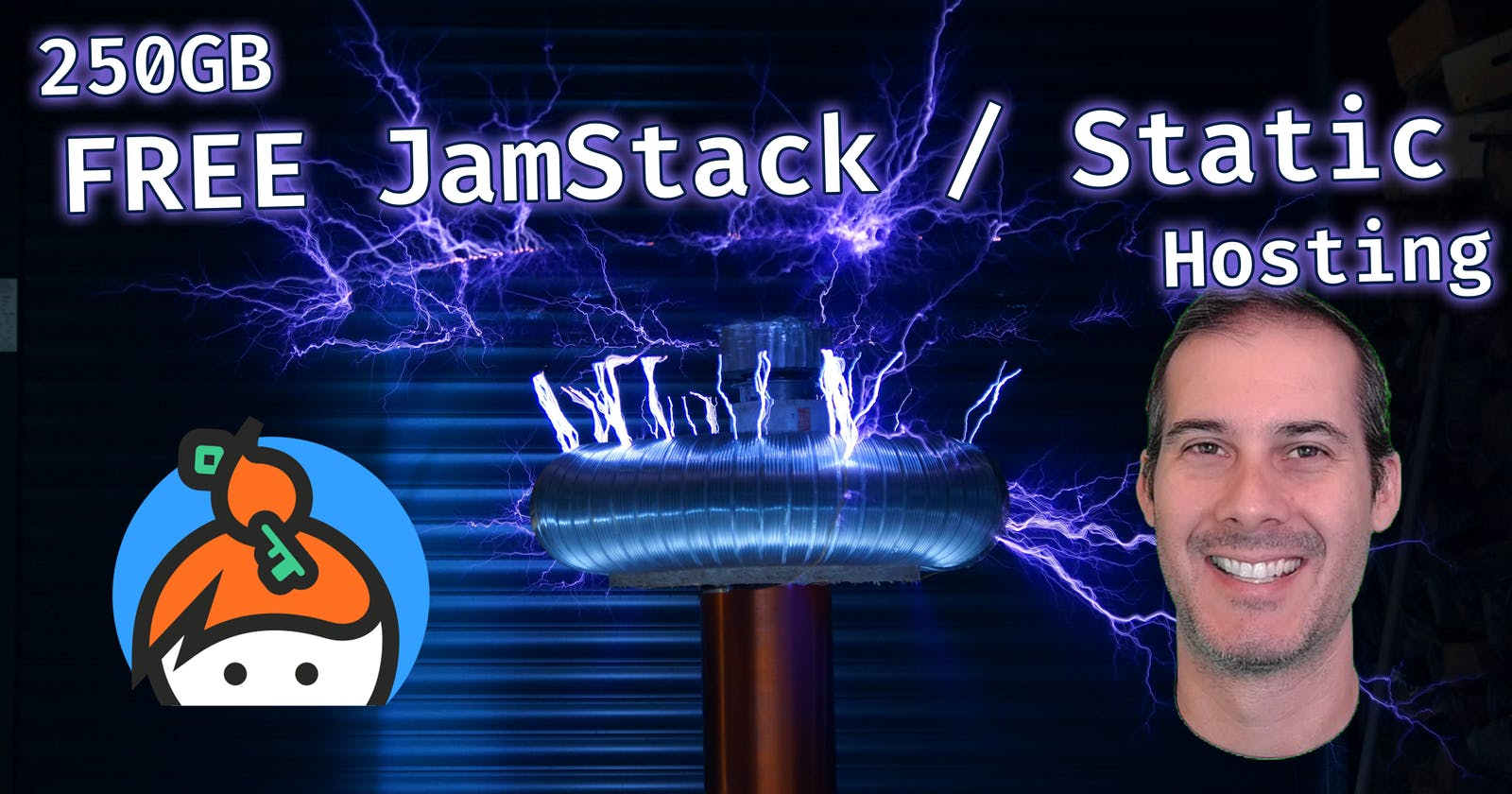 FREE JamStack / Static Site Hosting with Keybase.io