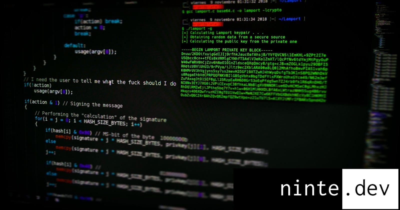 Understanding essential Command-Line syntax for the Beginner Developer