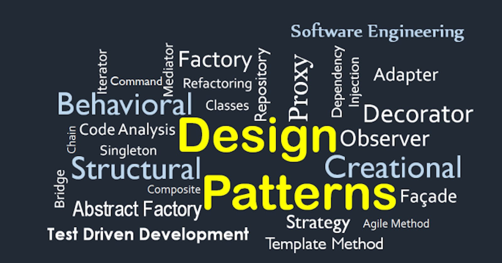 Design Patterns - The holy grail?