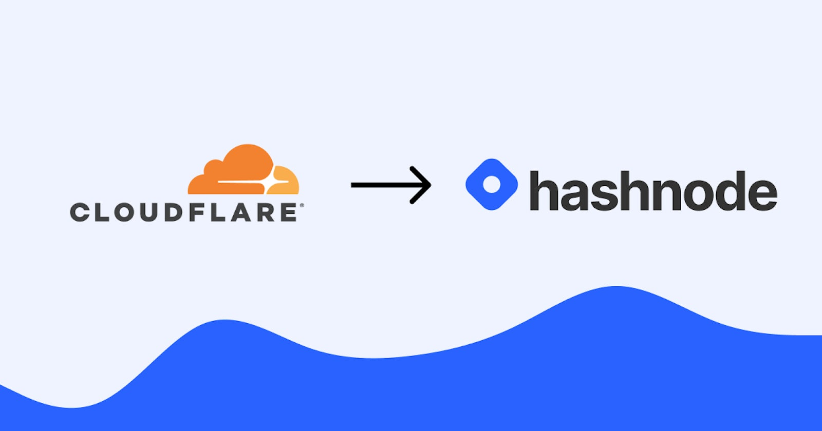 How to map a domain to Hashnode through Cloudflare?