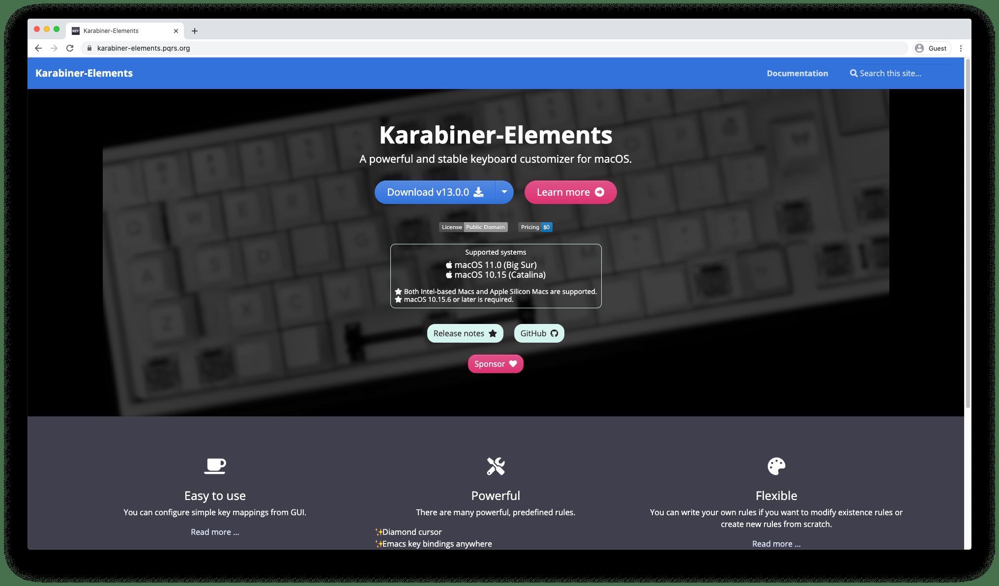 Karabiner Elements