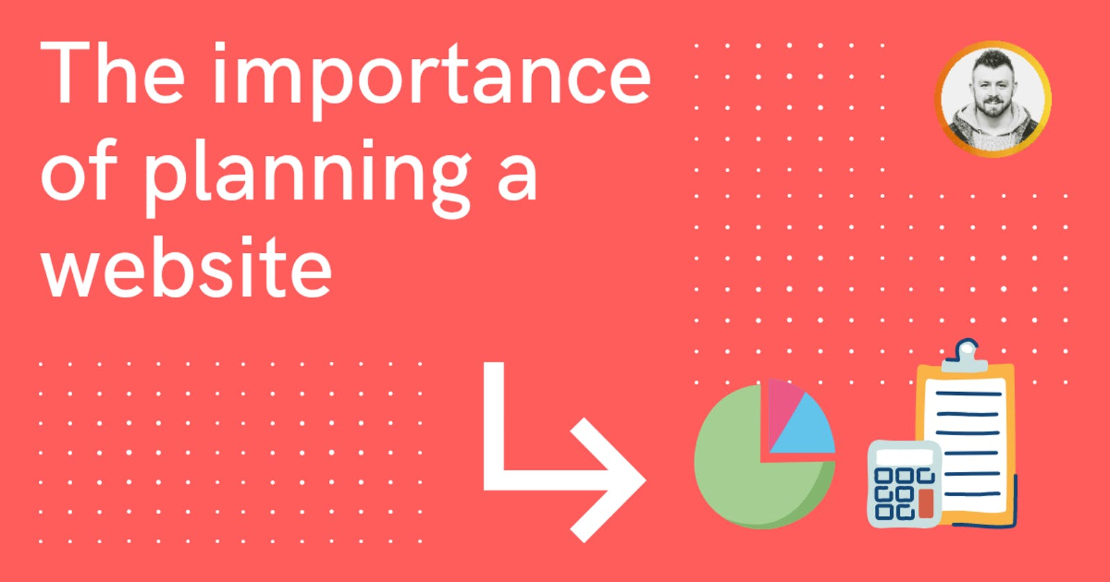 The importance of planning a website