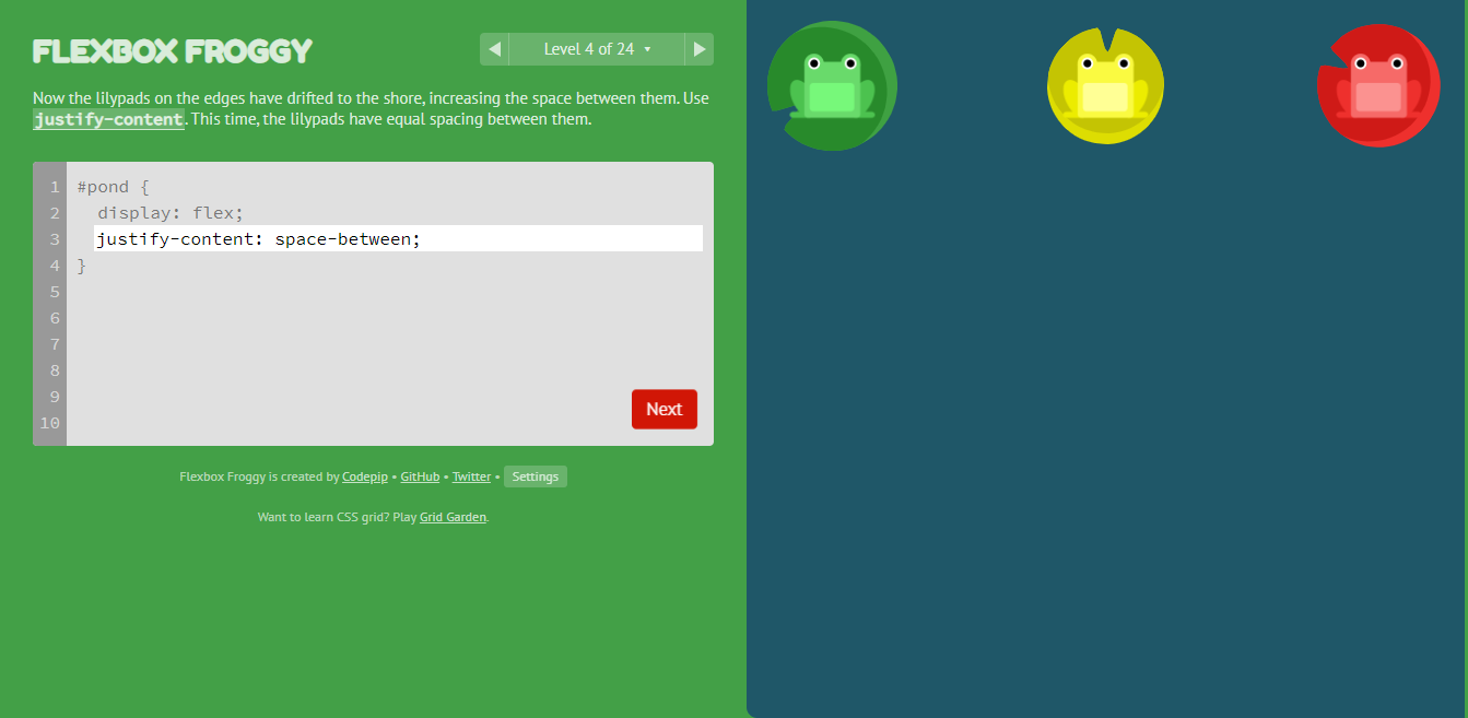 Flexbox Froggy.png