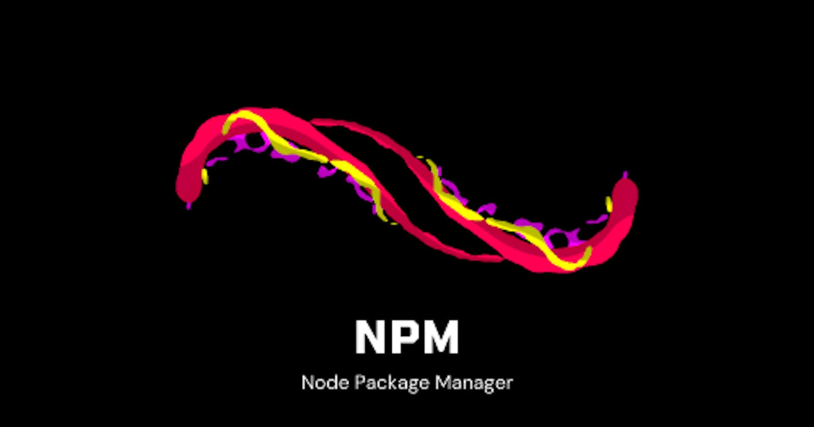 A Detailed overview of NPM, Registry, CLI & it's related Components