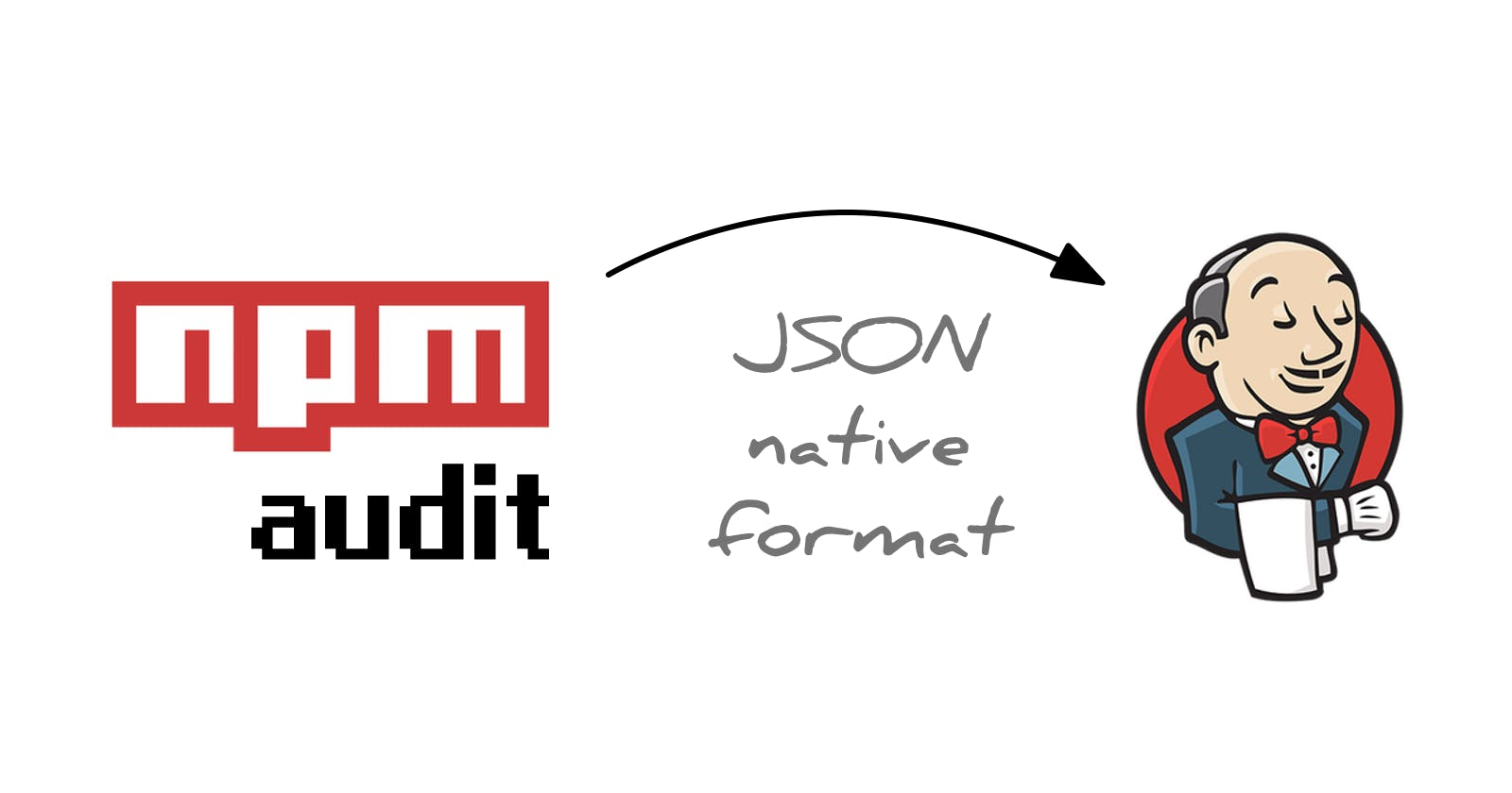 NPM Audit + Jenkins Warnings Next Generation (Native JSON Format)