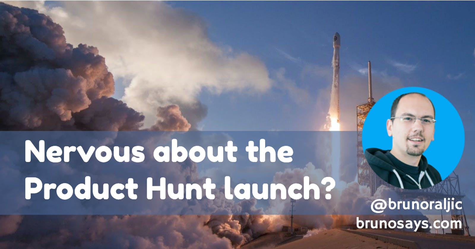 Nervous about the Product Hunt launch? Do it with a mini side project first!