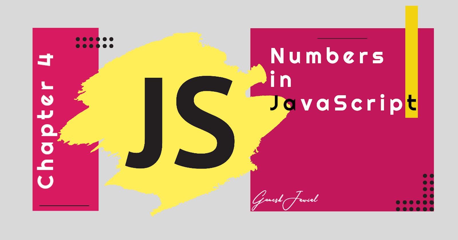 Numbers in JavaScript