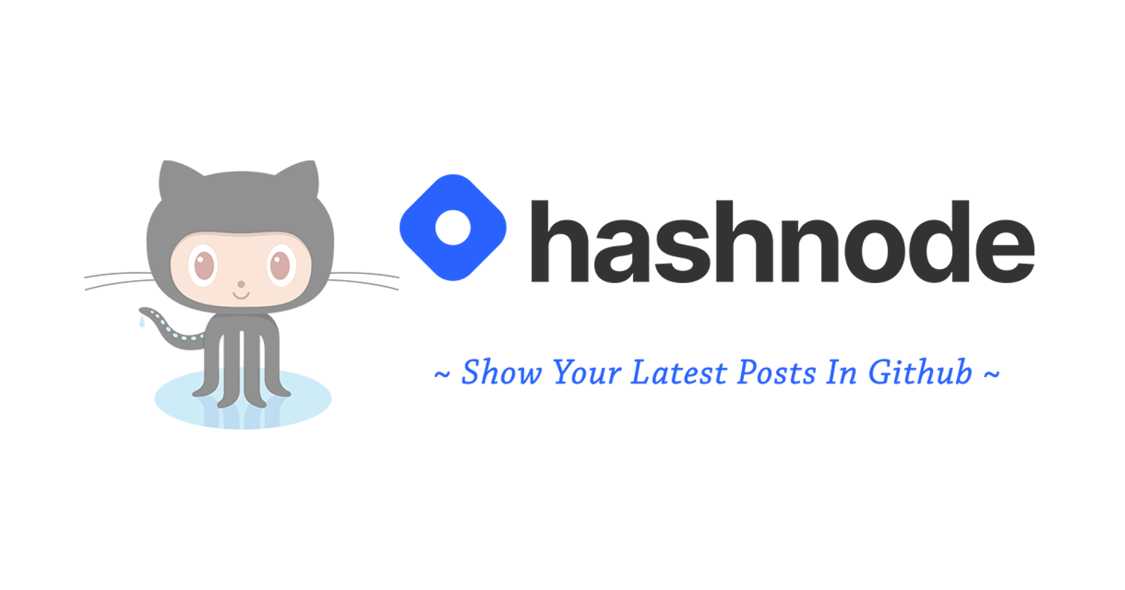 How To Show Latest Hashnode Blog Posts In Github Profile Readme?