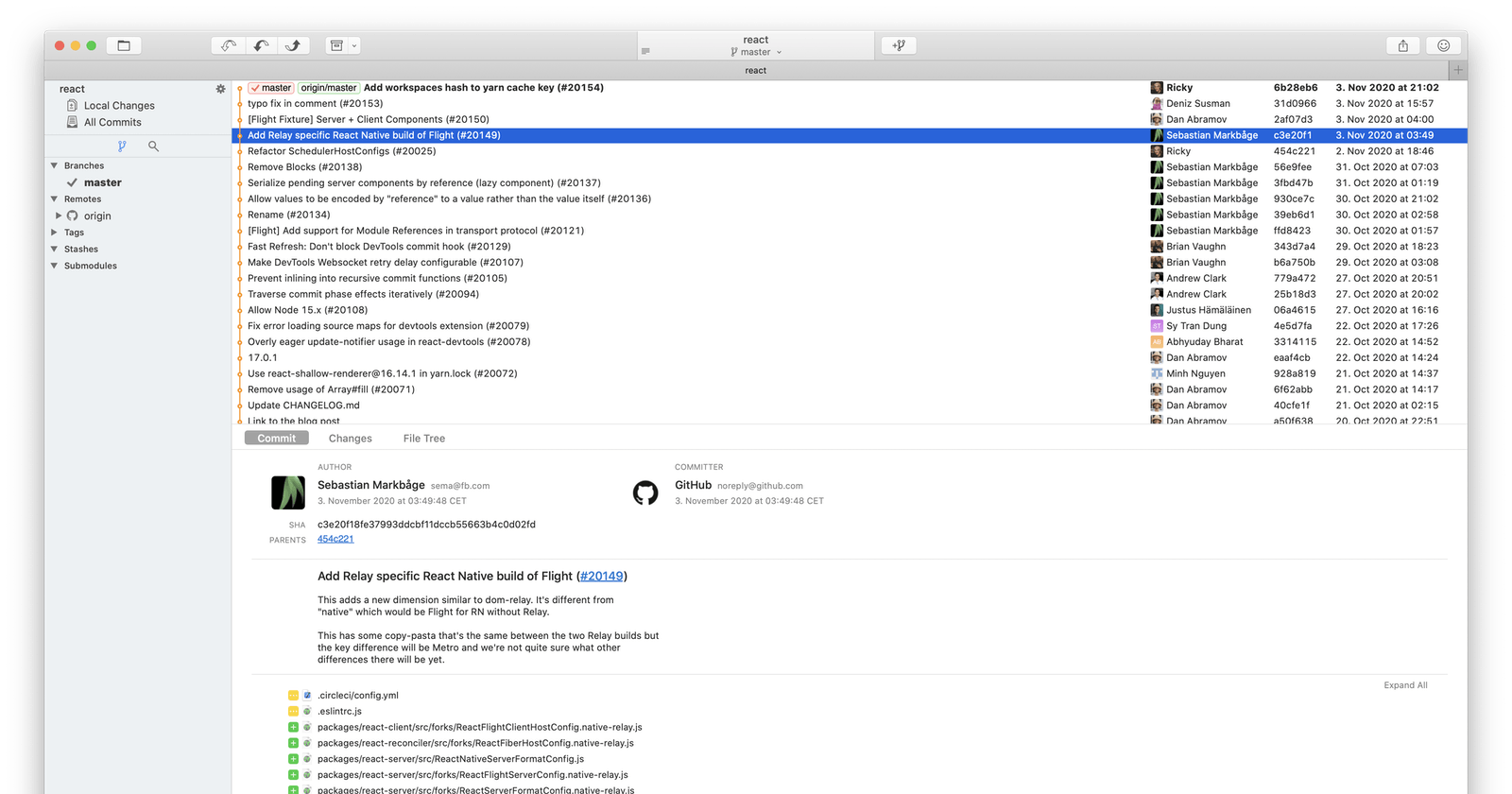 My favorite Git GUI client for 2020 [Week 44/20 in Review]