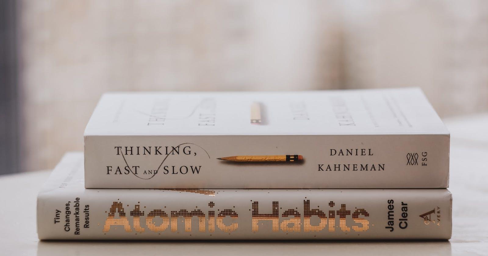 Atomic Habits - Review [Productivity]