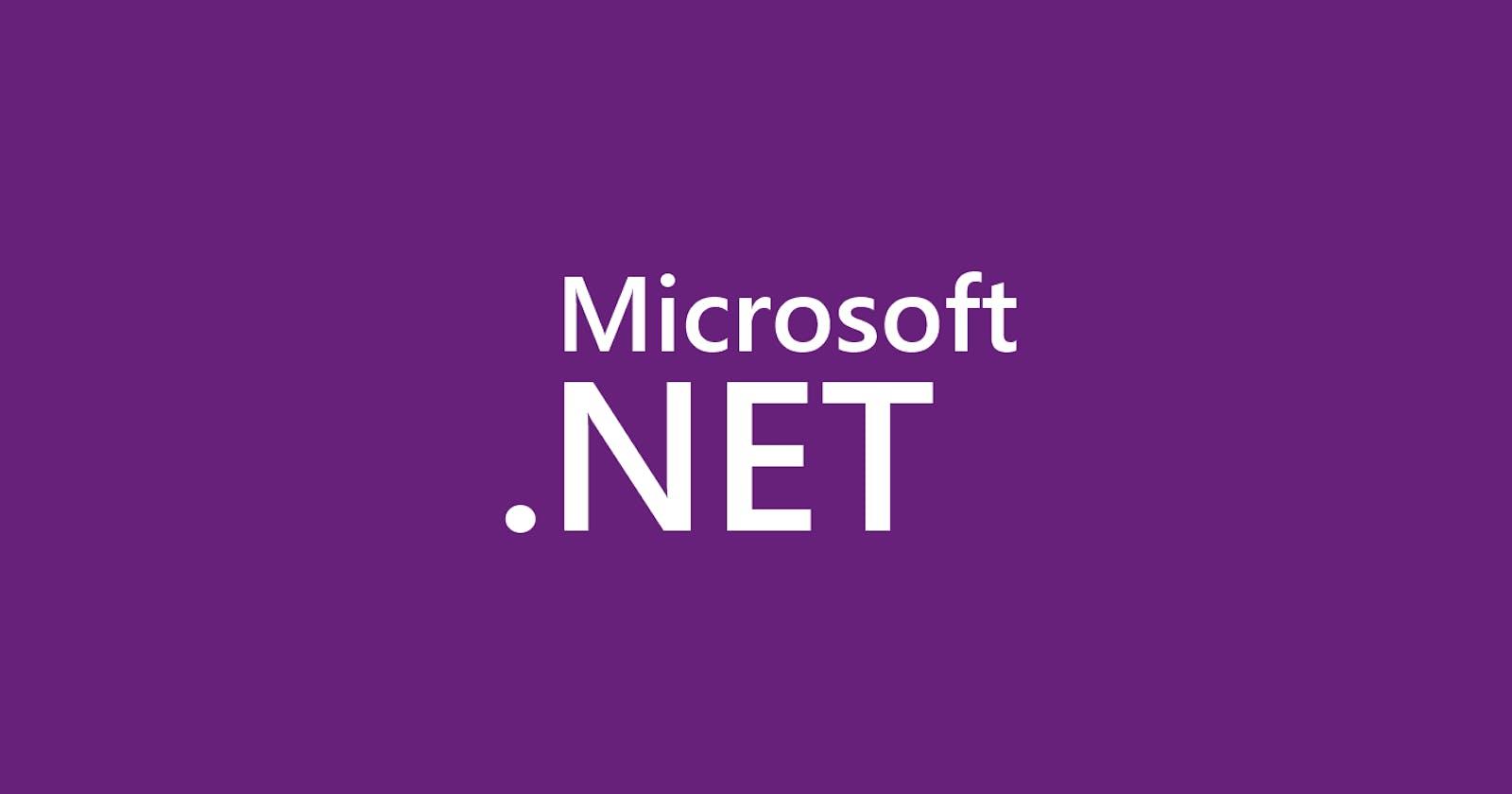 Best .NET Posts This Week:  8th November 2020