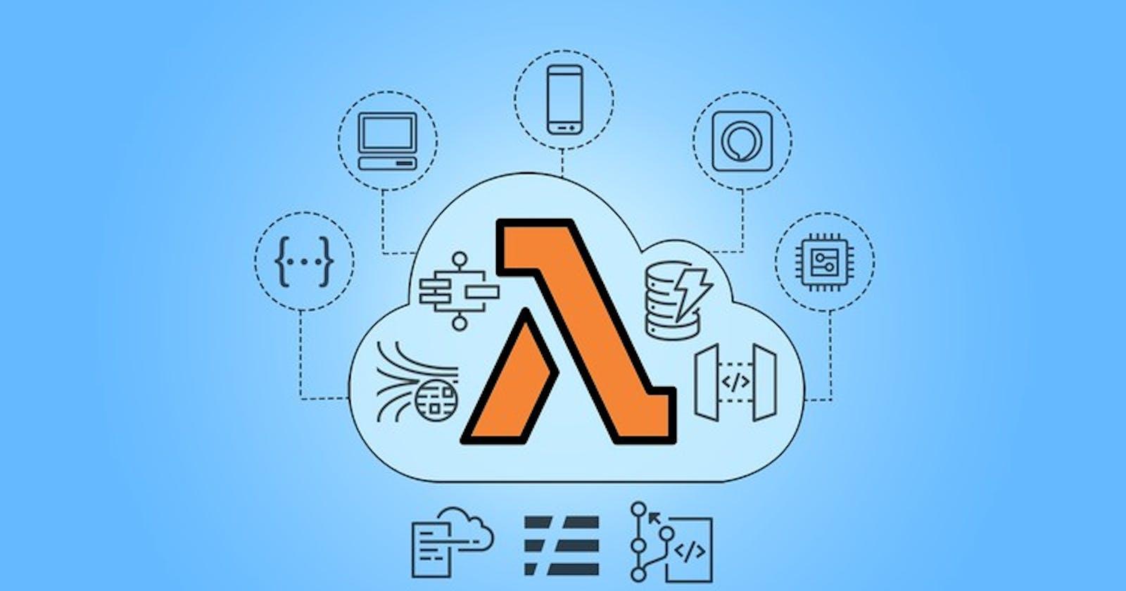 Try Node.js 15.2.0 on AWS Lambda by using AWS Custom Lambda Runtime