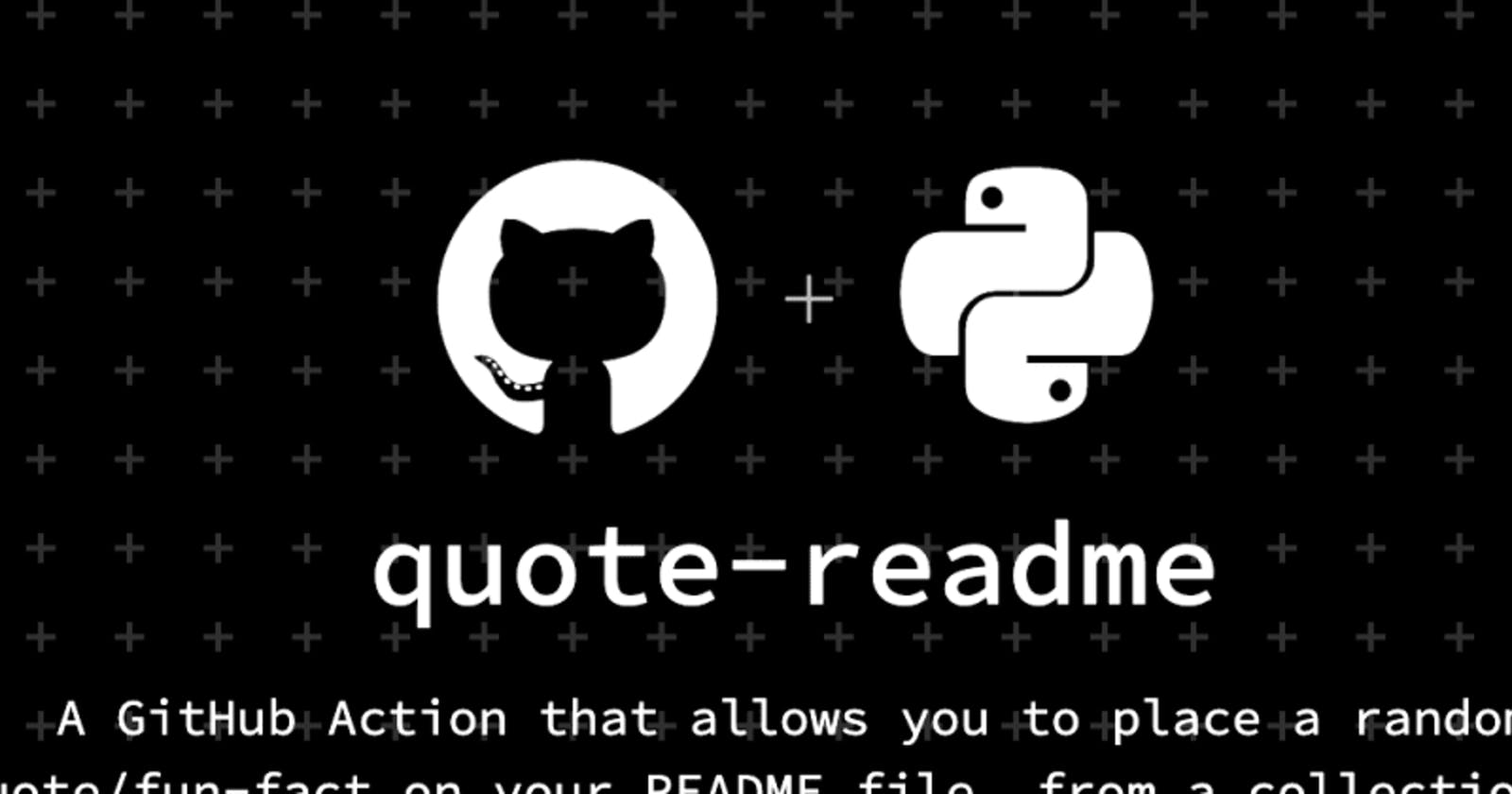 Yet another GitHub Action !