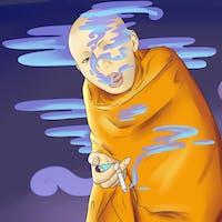 Pseudo Monk's photo