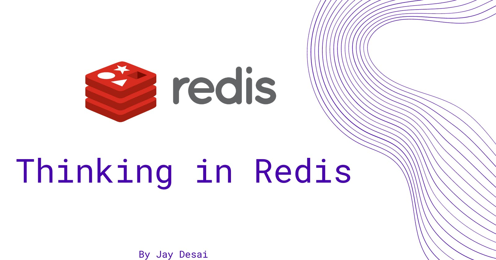 Thinking in Redis: A Quick Introduction