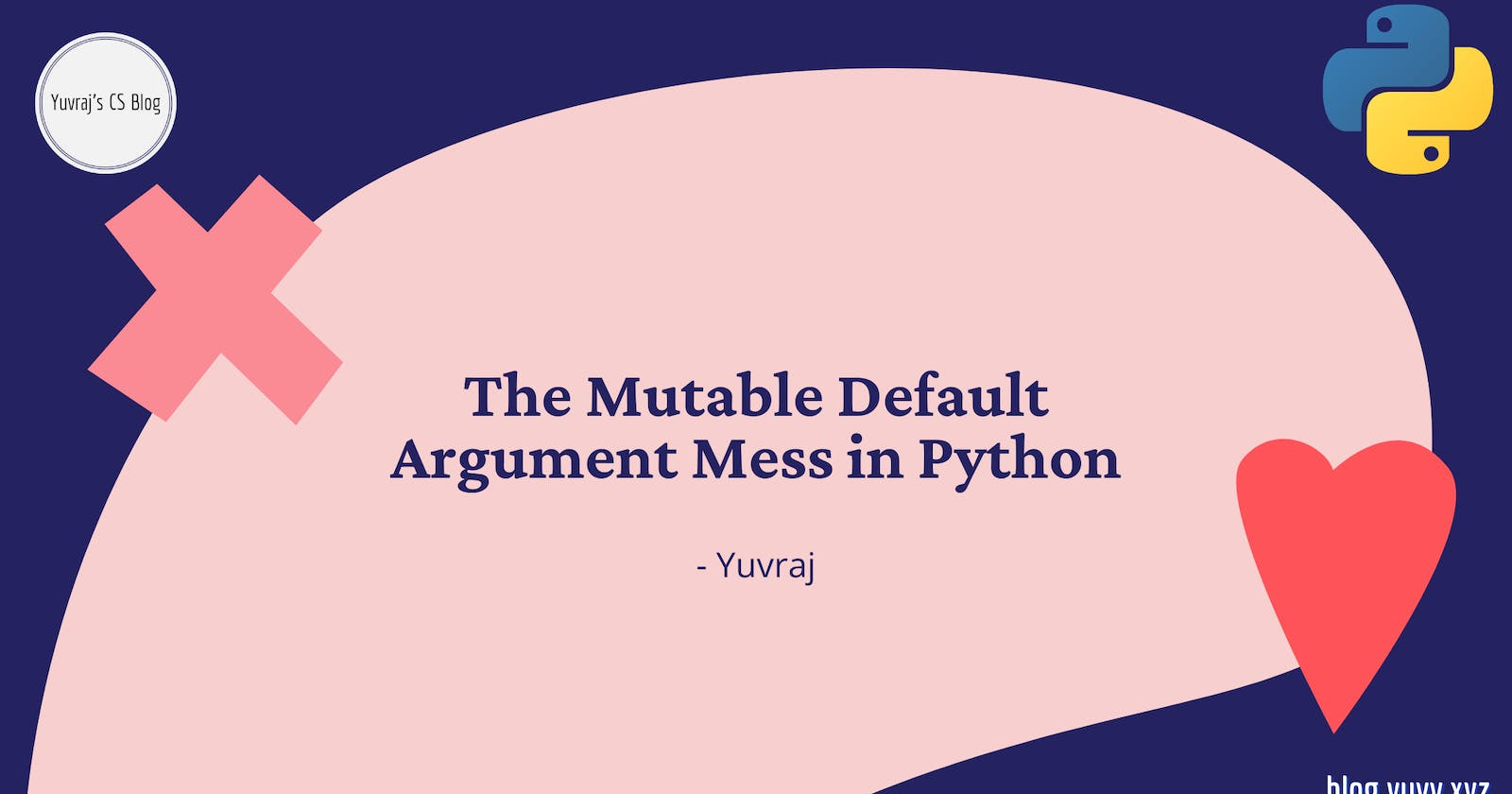 The Mutable Default Argument Mess in Python
