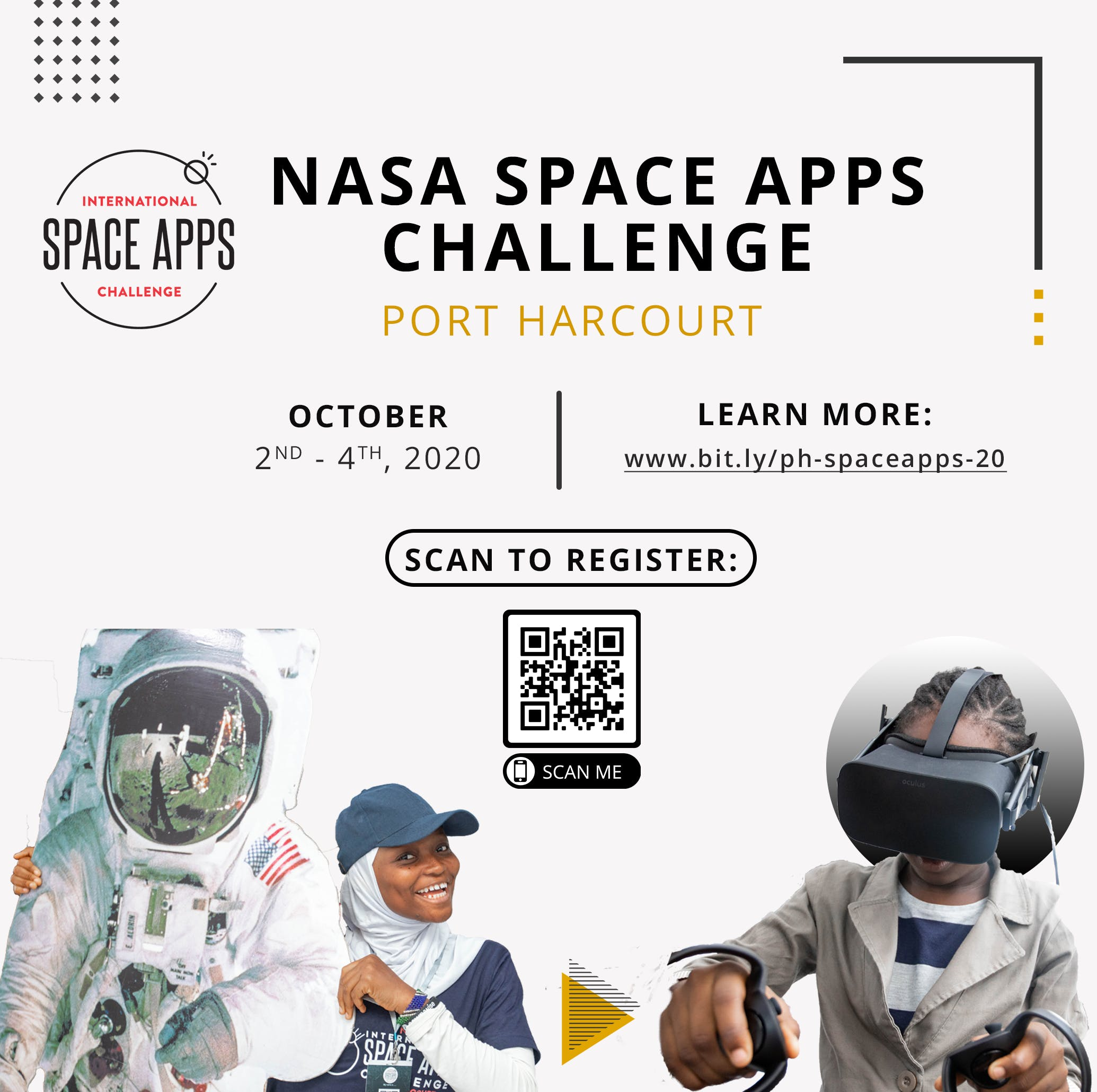 NASA Space Apps Challenge Port Harcourt