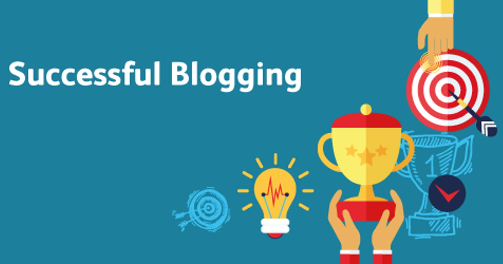 WHAT SUCCESSFUL BLOGGING MEANS TO ME.