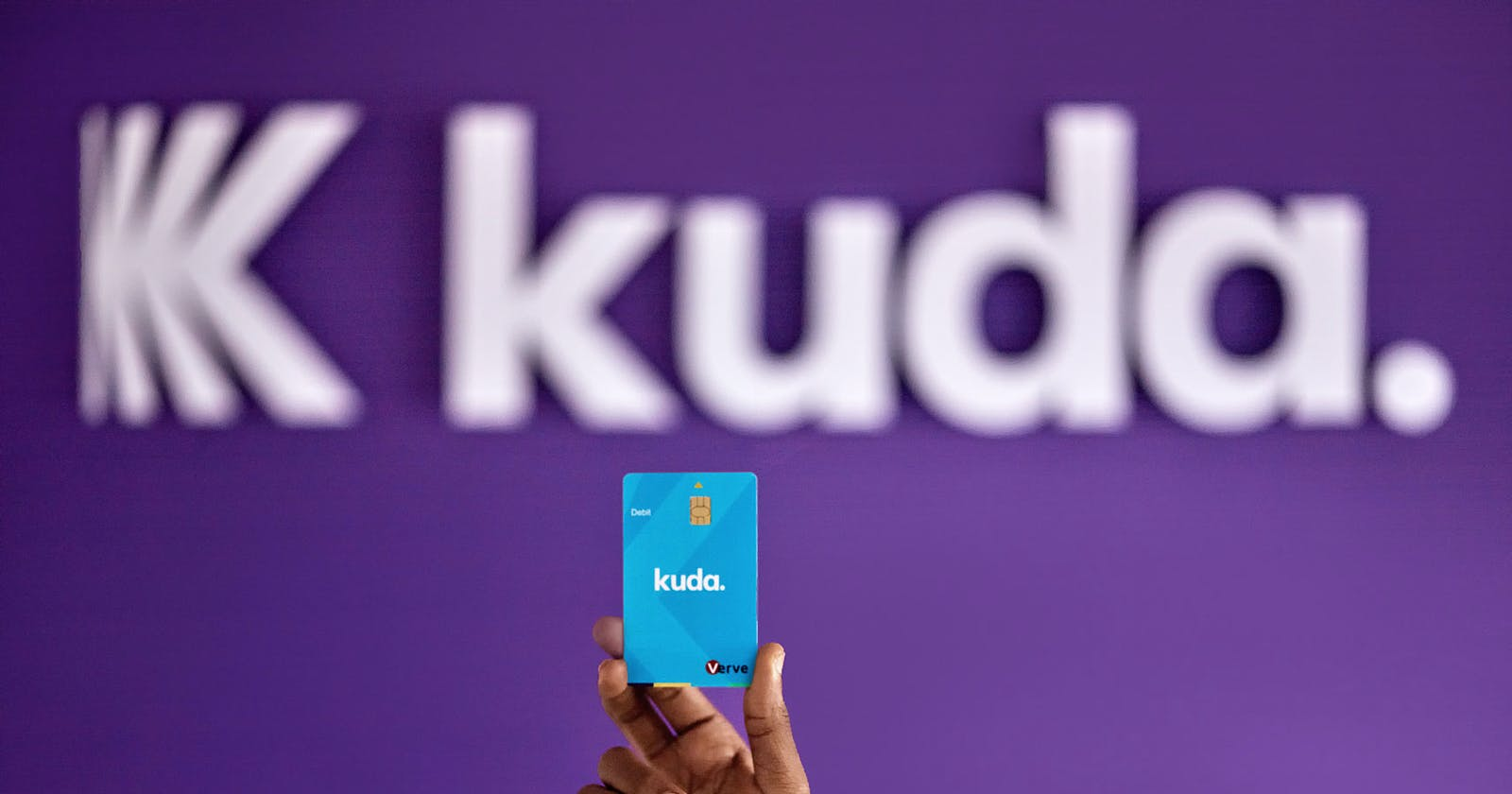 Kuda—The Bank in whom I am well pleased