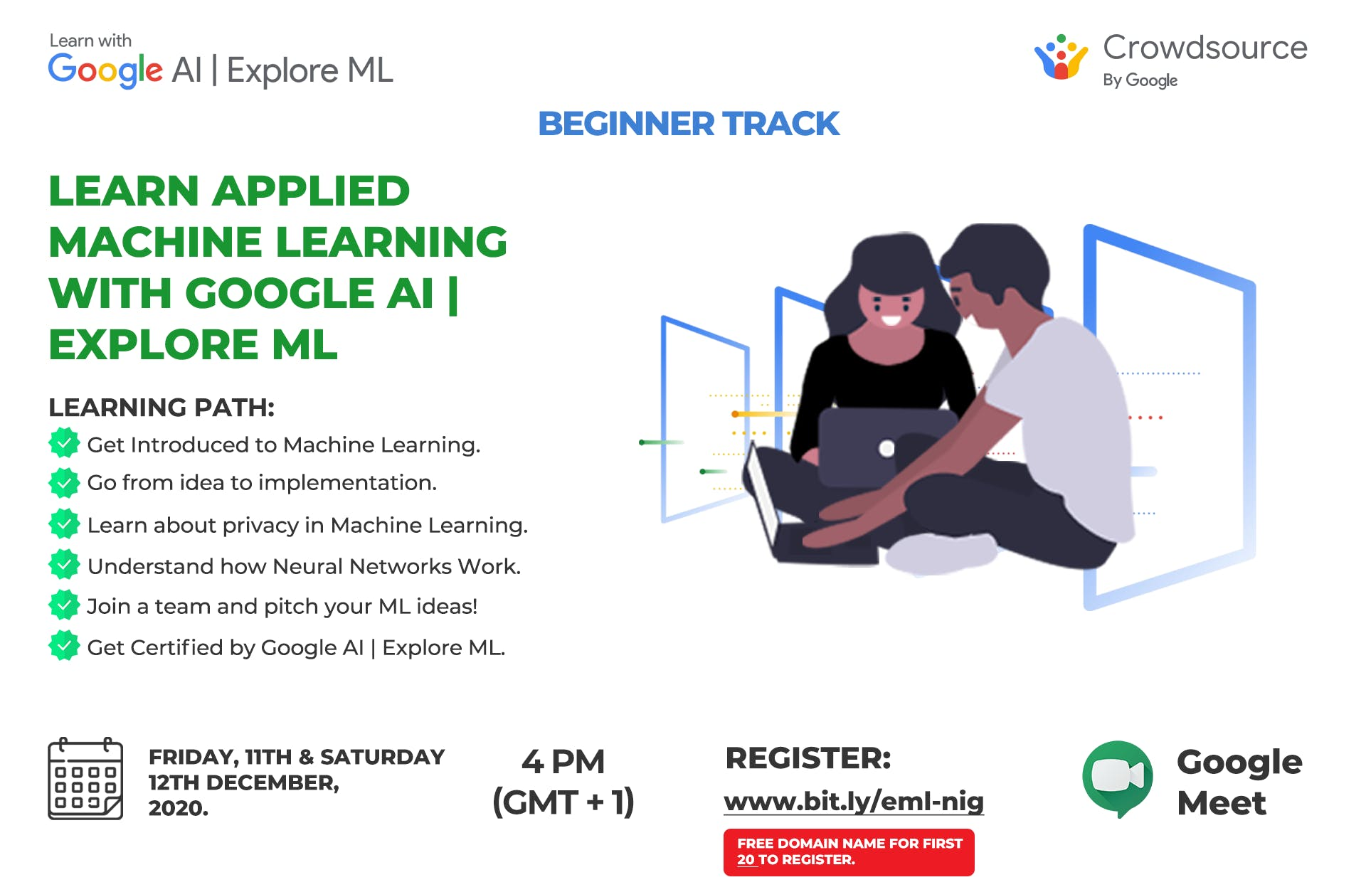 Explore ML With Google AI and Crowdsource by Google