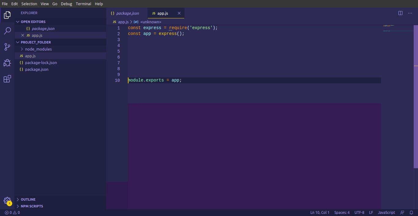 project folder app.js .png