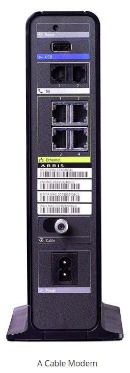 a cable modem