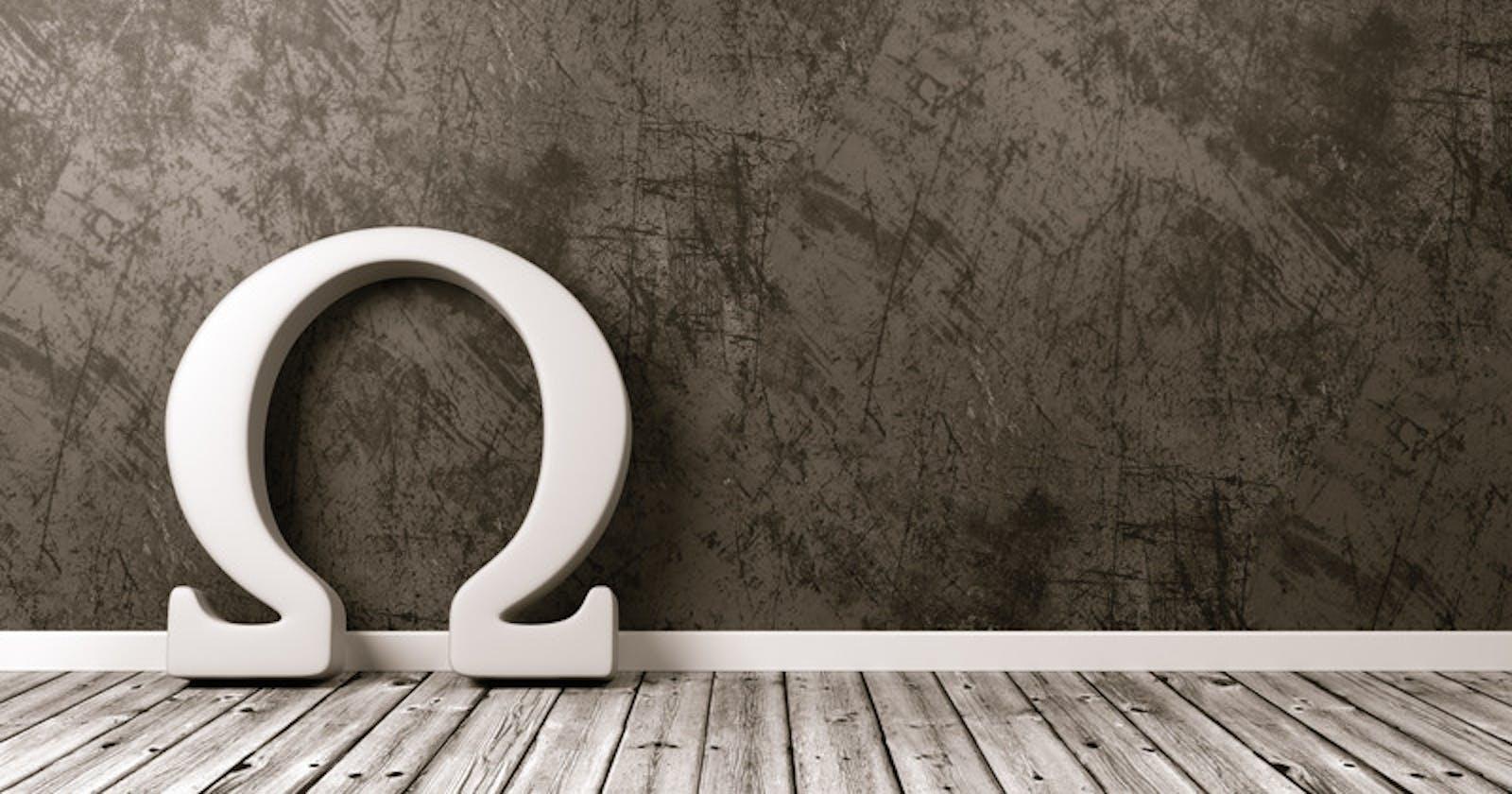 Big O notation and the Bachmann-Landau family