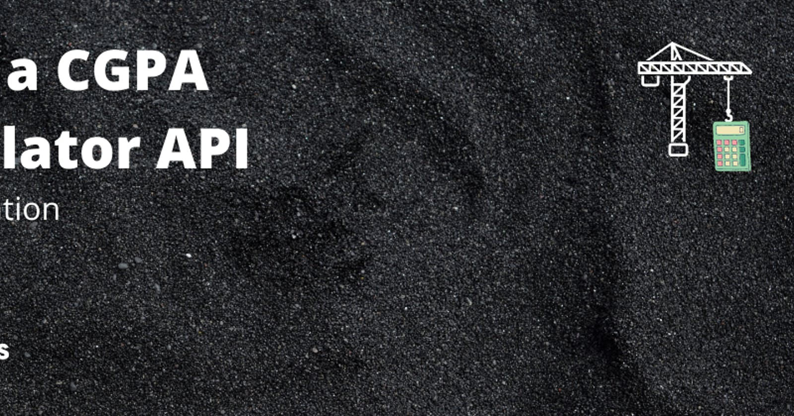 Build a CGPA Calculator with AdonisJS: Authentication