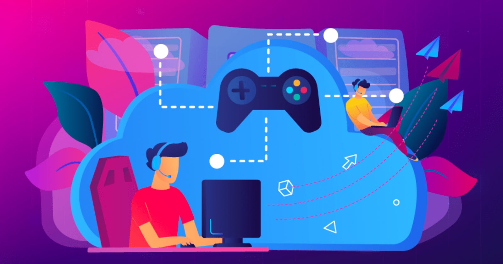 CLOUDGAMER01 - The Cloud Gamer project