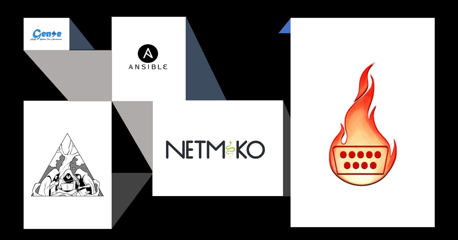First steps at network programmability (Frameworks)