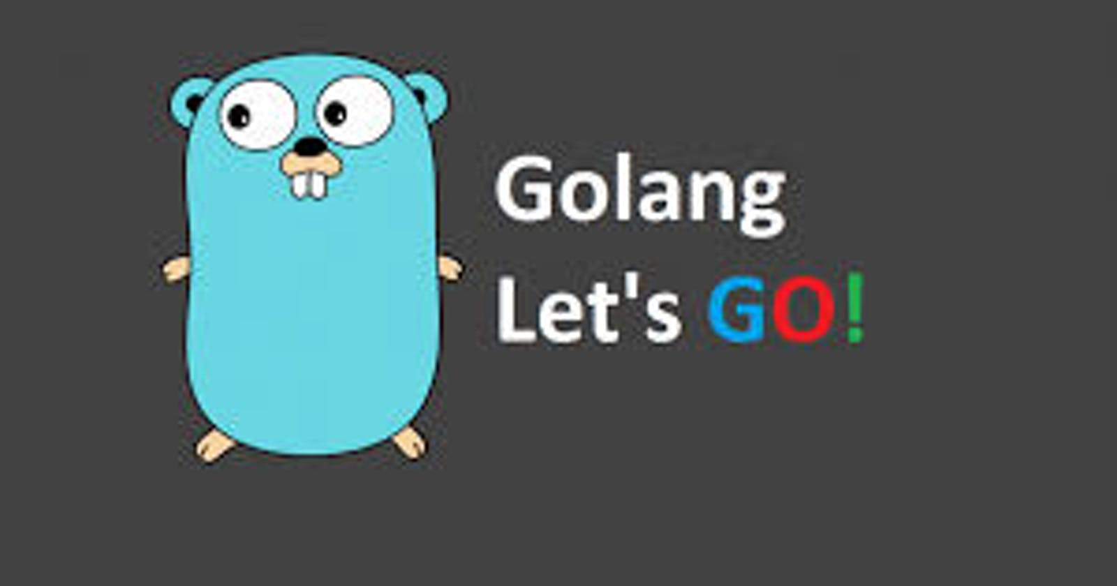 My Go lang Journey - Variable and Constants Declaration in Go.
