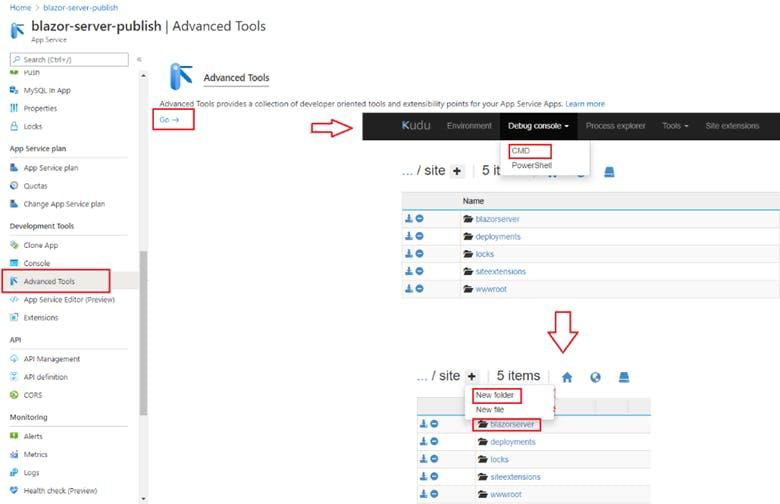 blazor-server-publish-window.png