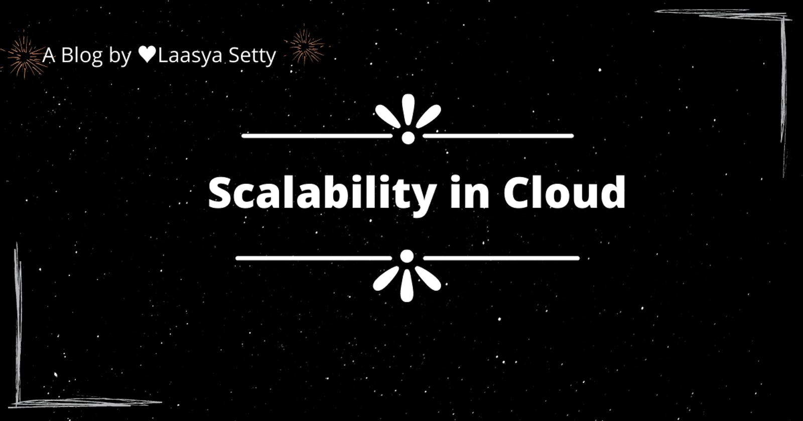 All About Scalability in Cloud