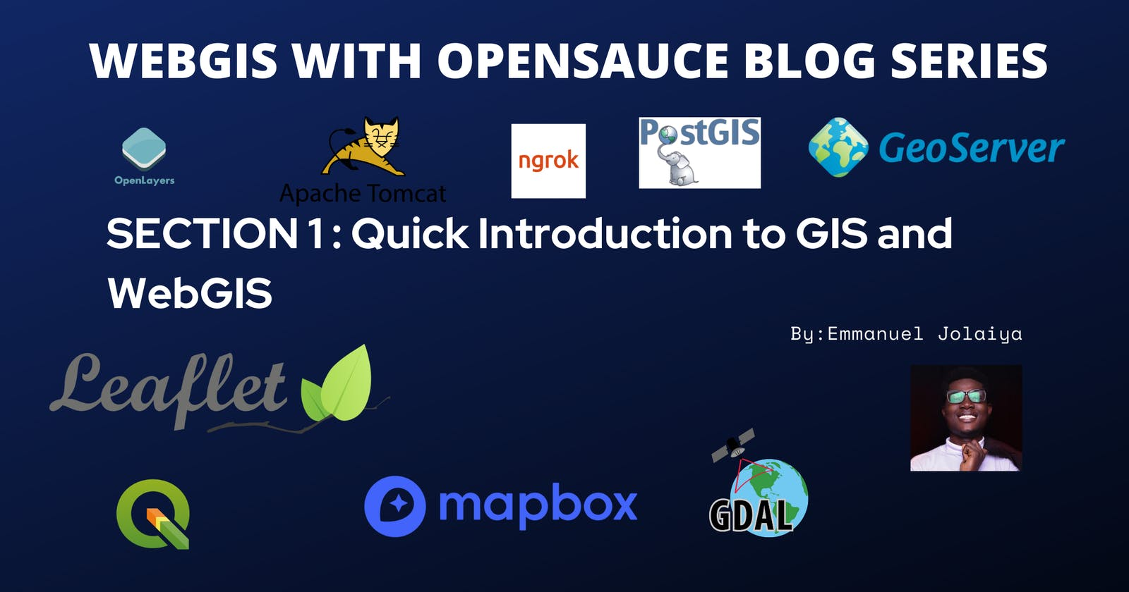 SECTION 1: Quick Introduction To GIS And WebGIS