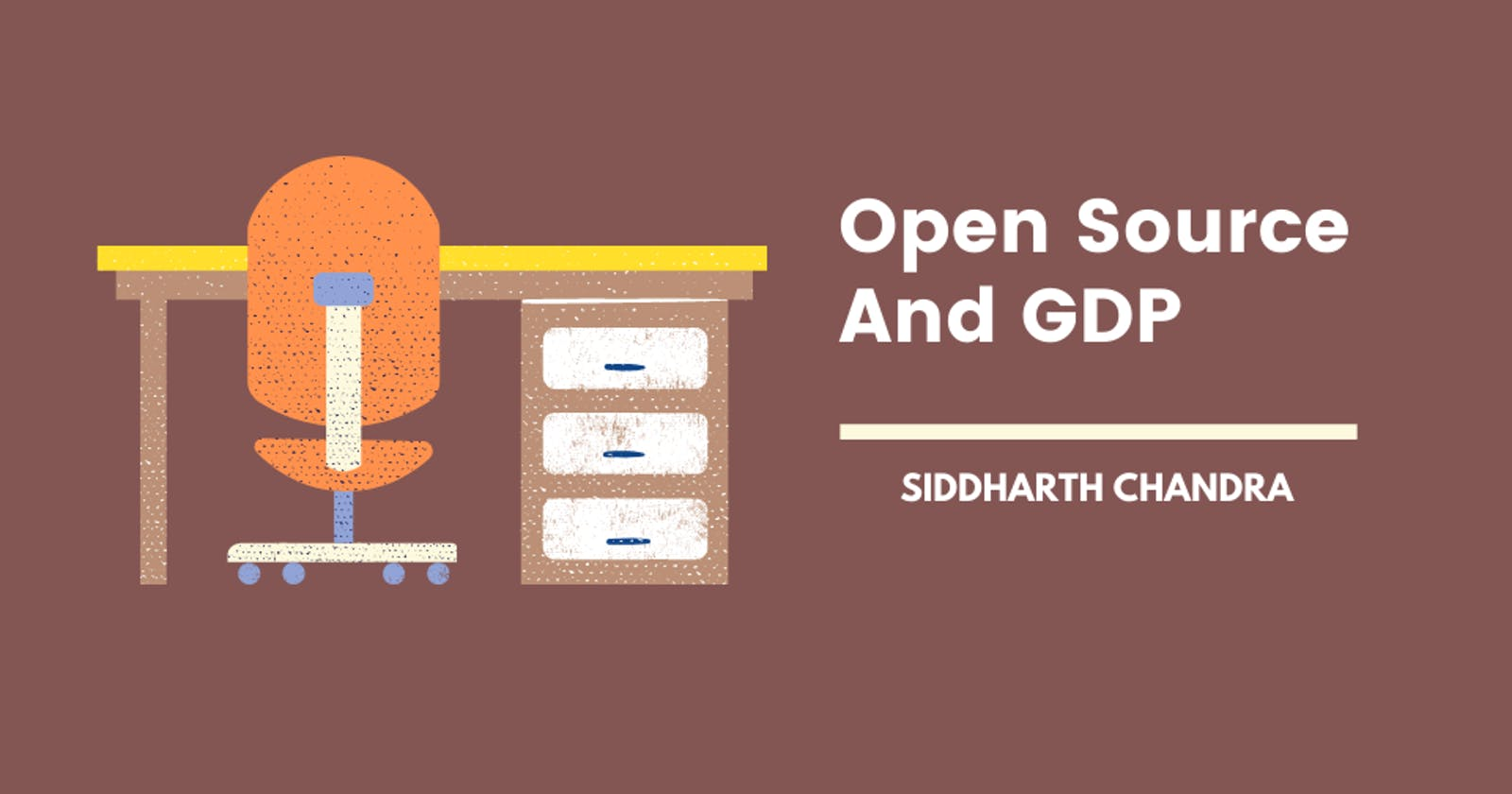 Open Source & GDP
