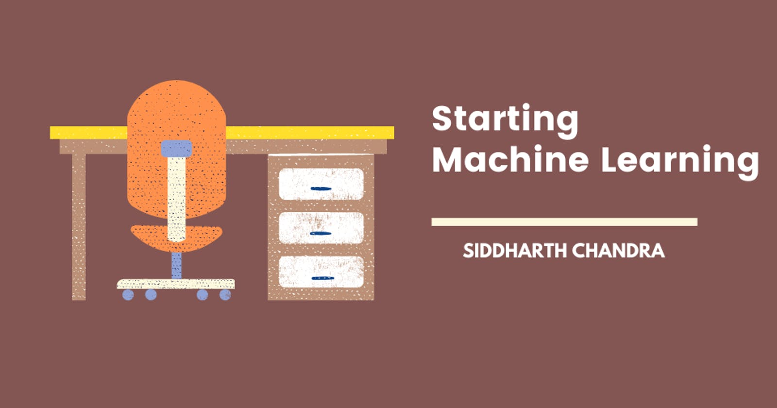Start Machine Learning With ...
