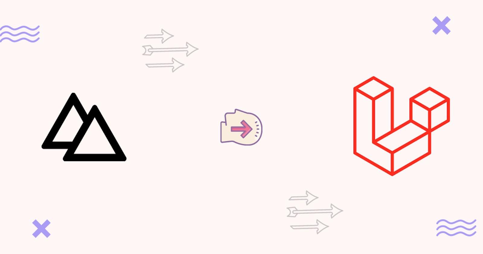 Learn Laravel as a Nodejs Developer using AdonisJS